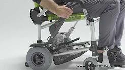 sillas de ruedas eléctricas Zinger