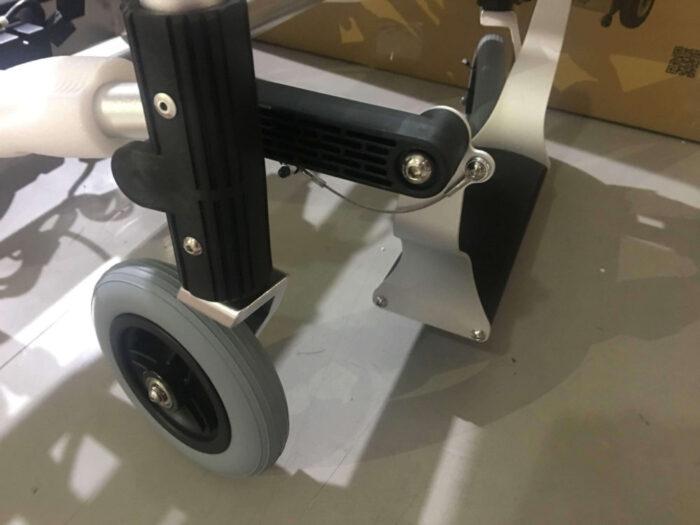 Silla de ruedas eléctrica de segunda mano