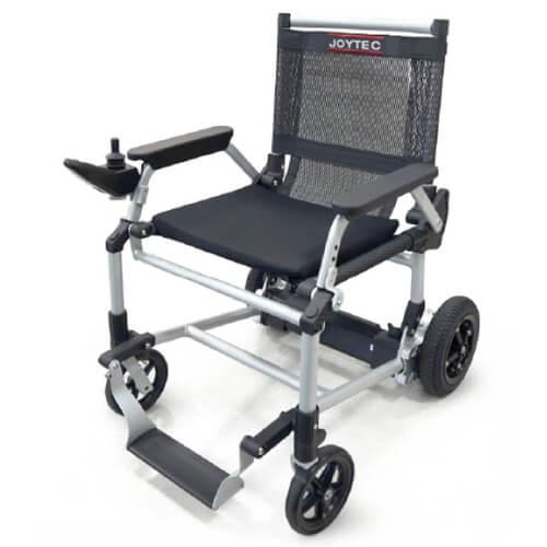 Joytec, cadeiras de rodas eléctricas leves e dobráveis