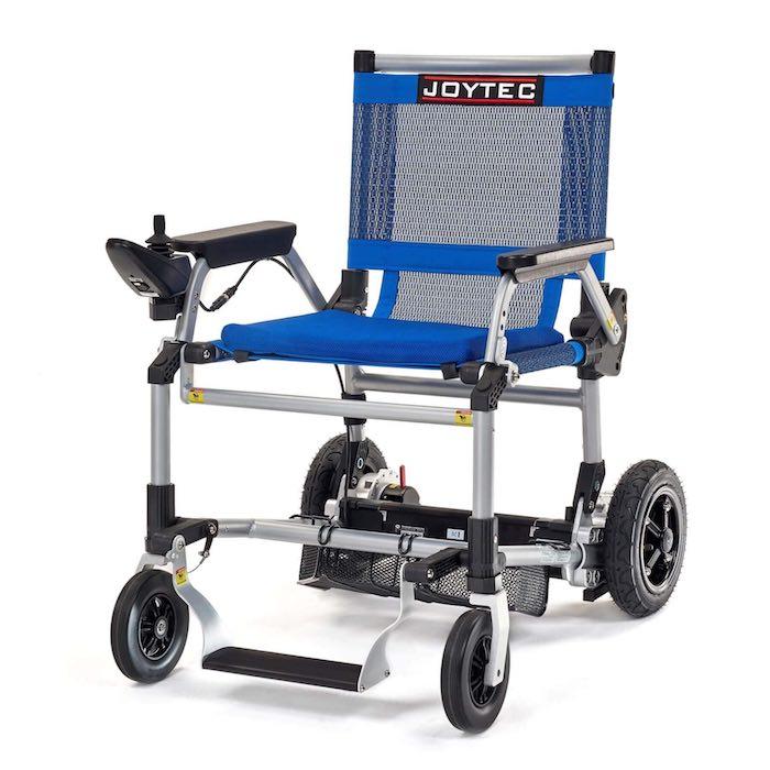 Cadeira de rodas elétrica Joytec