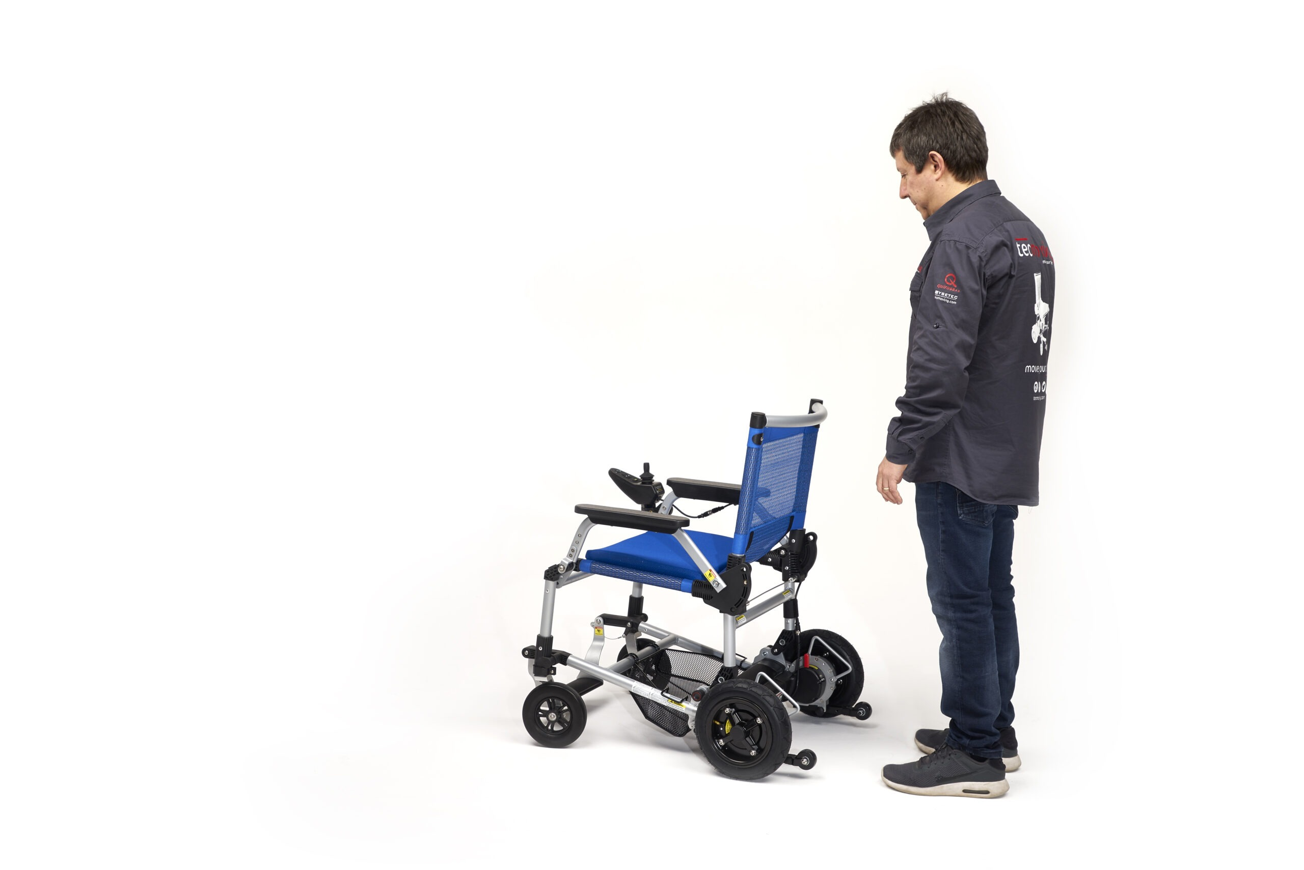 A cadeira elétrica Joytec Pro