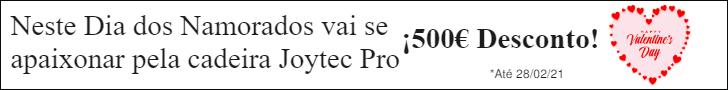Dia dos enamorados Joytec Pro